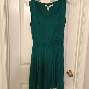 Green dress from Max Studio